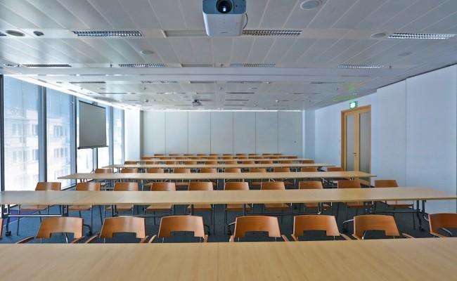 Sala konferencyjna I+II - klasowe